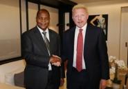 Mon passeport centrafricain est authentique, affirme Boris Becker