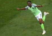 Mondial-2018: le Nigeria bat l'Islande (2-0), encore un espoir pour l'Argentine