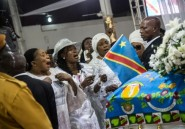 "Kinshasa enterre ""Maman Olangi"" qui défiait les traditions"