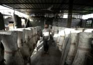 A Shamma, un atelier fabrique des vases