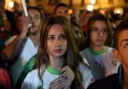 Les supportrices algériennes restent