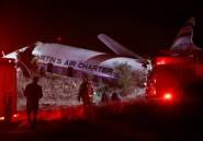Afrique du Sud: le crash d'un avion près de Pretoria a fait un 2e mort