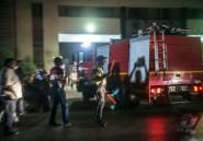 Egypte: forte explosion d'un réservoir chimique près de l'aéroport du Caire