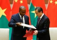 Burkina: la Chine ouvre une nouvelle ambassade
