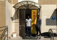 Mondial-2018: des Nigérians bloqués en Russie après une arnaque au Fan ID