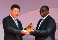 Les présidents sénégalais et chinois inaugurent une arène de lutte
