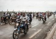 Centrafrique: les moto-taxis de Bangui sur la sellette