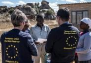 Au Zimbabwe, les observateurs européens de retour sur le terrain électoral