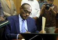 """Soudan du Sud: signature d'un accord """"préliminaire"""" sur le partage du pouvoir"""