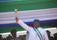 A la tête de la Sierra Leone,  un parcours du combattant pour l'ancien putschiste Bio