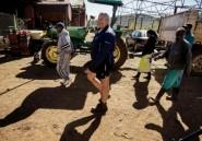 Au Zimbabwe, l'alliance d'un Noir et d'un Blanc pour relancer l'agriculture