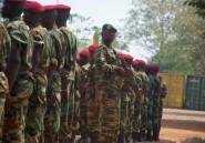 Centrafrique: USA et Chine font des dons de véhicules