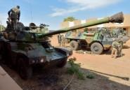 Les opérations militaires au Mali depuis 2013