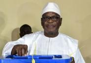 """Mali: IBK """"serait réélu"""", proclame son parti avant les résultats officiels"""
