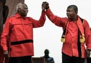Angola: l'ex-président dos Santos
