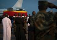La dépouille de Kofi Annan arrivée au Ghana