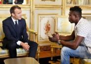 Mamoudou Gassama naturalisé après avoir sauvé un enfant français