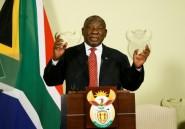 """Afrique du Sud: le président annonce une série de mesures pour """"stimuler"""" l'économie en récession"""