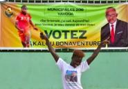 """Bonaventure Kalou, candidat aux municipales en Côte d'Ivoire, veut aller """"droit au but"""""""
