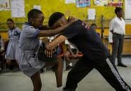 A Soweto, filles et garçons