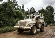 RDC: échange des tirs entre Casques bleus et présumés rebelles