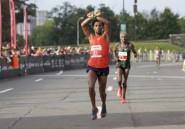 Ethiopie: le vice-champion olympique de marathon Lilesa rentré d'exil