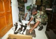 Comores: les militaires récupèrent quelques armes des rebelles dans Anjouan