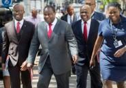L'Afrique du Sud revoit ses prévisions de croissance