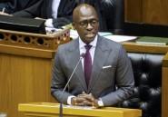 Le ministre sud-africain de l'Intérieur victime d'un chantage