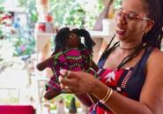 Burkina: des poupées noires pour l'Afrique noire