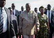 Soudan du Sud: le chef rebelle Riek Machar
