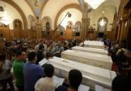 Principales attaques contre les chrétiens en Egypte