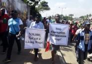 Nigeria: un salaire minimum de 72 euros par mois, est-ce trop demander?