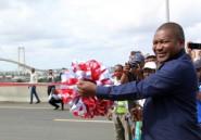 Mozambique: inauguration d'un pont géant construit et financé par la Chine