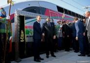 Macron et le roi Mohammed VI inaugurent la première ligne