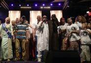 Au Mali, un concert événement de Salif Keïta rend hommage