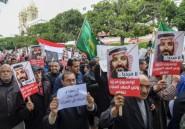 Le prince héritier saoudien en tournée fait une halte mouvementée