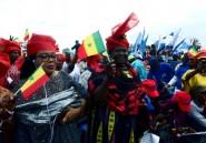 Présidentielle au Sénégal: l'opposition dénonce dans la rue le système de parrainage