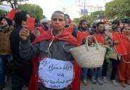 La Tunisie, sous tension sociale, célèbre le 8e anniversaire de sa révolution