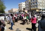 Soudan: nouveaux tirs de gaz lacrymogènes contre des manifestants