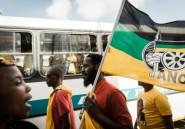 Afrique du Sud: promulgation d'une loi sur le financement des partis