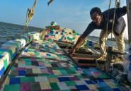 Au Kenya, un boutre en plastique recyclé pour sensibiliser