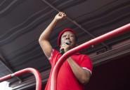 Afrique du Sud: l'emploi et la terre priorités de la gauche radicale