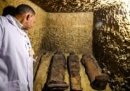 Des momies de plus de 2000 ans dévoilées en Egypte