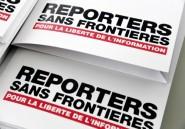 Journaliste camerounais emprisonné: des élus français en appellent