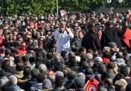 Tunisie: manifestation d'enseignants après des mois de grève des notes