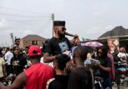 """Le chanteur Banky W., """"un mec simple"""" pour changer le Nigeria"""