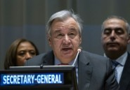 """""""Vent d'espoir"""" en Afrique, avec des élections et des accords de paix (Guterres)"""