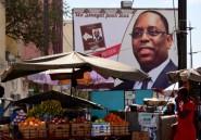 Présidentielle au Sénégal: Macky Sall vise une réélection au premier tour