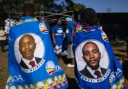 Elections en Afrique du Sud: l'opposition promet de mettre fin